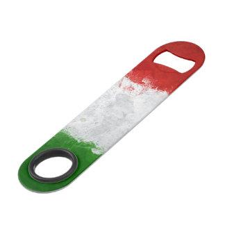 Italian Flag Bottle Opener
