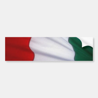 italian_flag bumper sticker