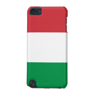 Italian Flag iPod Touch (5th Generation) Case