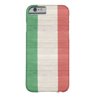 Italian Flag Case Barely There iPhone 6 Case