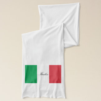 Italian Flag - Flag of Italy - Italia Scarf