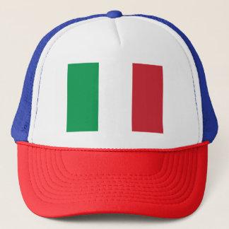 Italian Flag - Flag of Italy - Italia Trucker Hat
