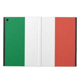 italian flag iPad air case