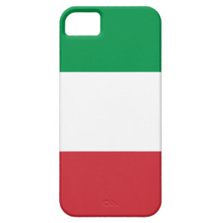 Italian Flag iPhone 5 Case-Mate Barely There™