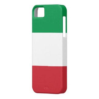 Italian Flag iPhone 5 Case-Mate ID™ iPhone 5 Cases