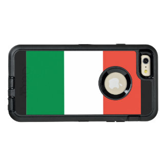 italian flag OtterBox defender iPhone case