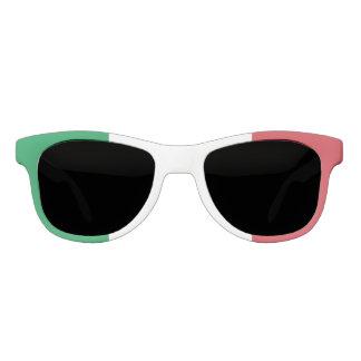 Italian Flag Premium Sunglasses. Sunglasses