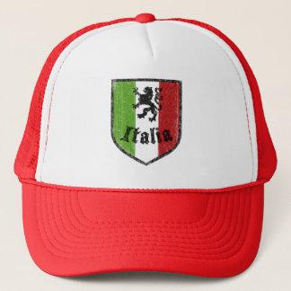 Italian Flag Retro Vintage Style Hat