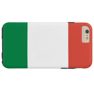 italian flag tough iPhone 6 plus case