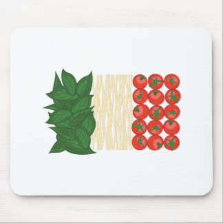 Italian Food Mouse Pad