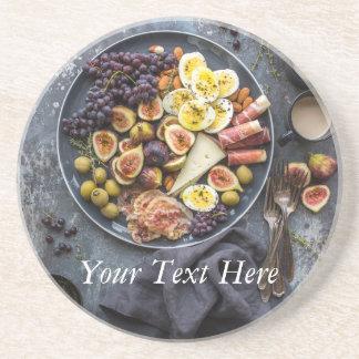 Italian Food Selection Coaster