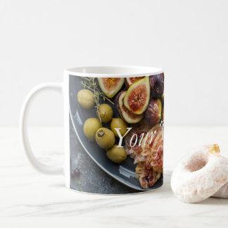 Italian Food Selection Coffee Mug