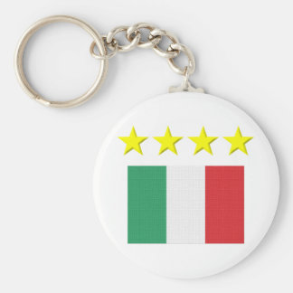 Italian Footie Keychains