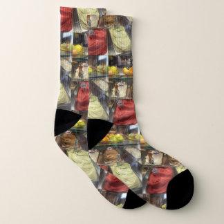 Italian Fun Food Socks 1