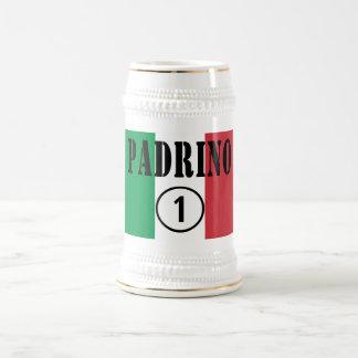 Italian Godfathers : Padrino Numero Uno Beer Stein