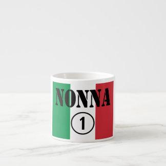 Italian Grandmothers : Nonna Numero Uno Espresso Mug