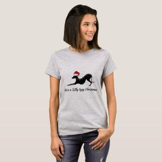 Italian Greyhound Christmas Shirt. T-Shirt