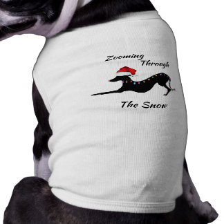 Italian Greyhound Clothes Christmas