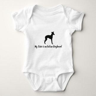 Italian Greyhound Dog Iggy Rescue Kid Baby clothes Baby Bodysuit