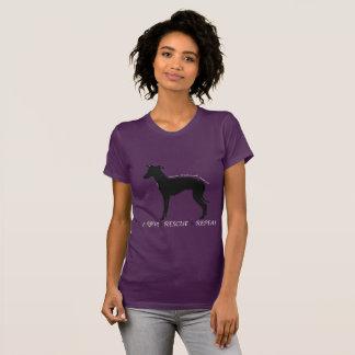Italian Greyhound Dog Rescue Shirt, Iggy Clothing T-Shirt