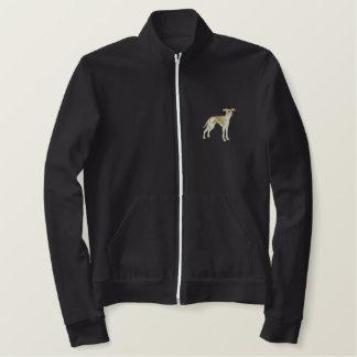 Italian Greyhound Embroidered Jacket