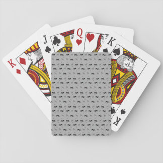 Italian Greyhound Playing Cards