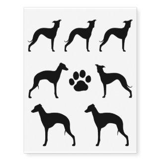 Italian Greyhound Silhouette