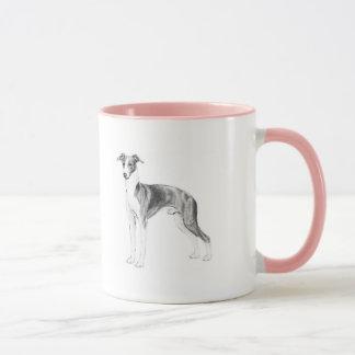 Italian Greyhound Style Mug