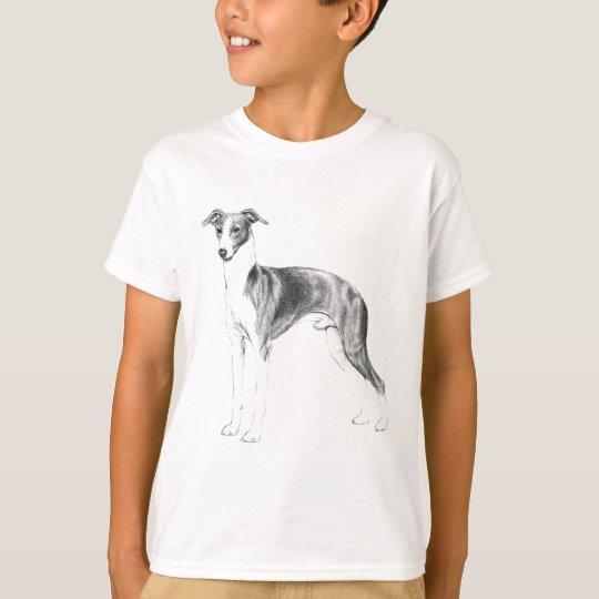 Italian Greyhound Style T-Shirt