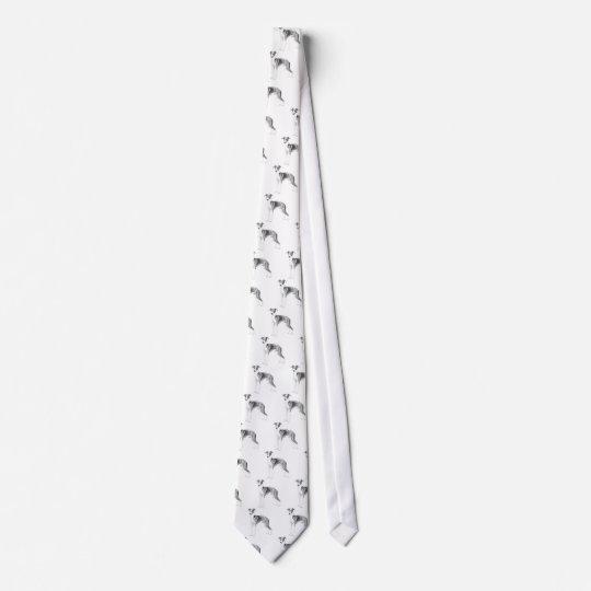 Italian Greyhound Style Tie