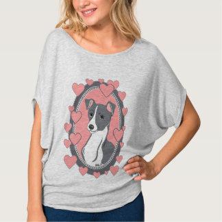 Italian Greyhound Women's Bella Flowy Circle Top