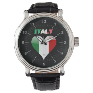 Italian heart watch
