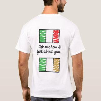 Italian Irish T-Shirt