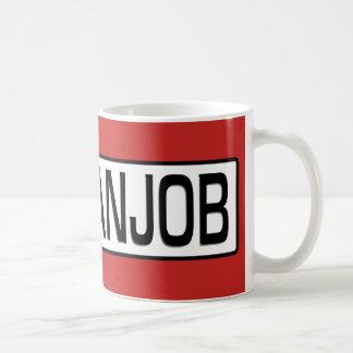 Italian Job Coffee Mug