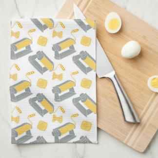 Italian Kitchen Noodle Tea Towels
