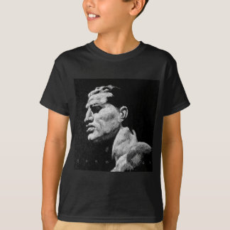 Italian male sculpture Foro Italico 1 T-Shirt