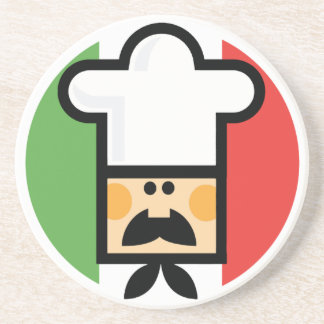 Italian Man Coaster