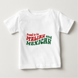 Italian Mexican Baby T-Shirt