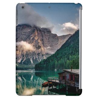 Italian Mountains Lake Landscape Photo