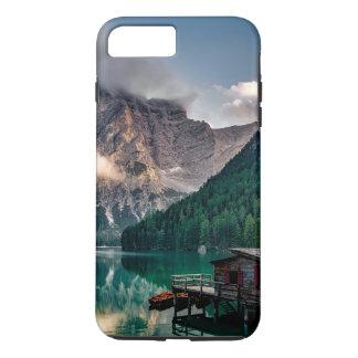Italian Mountains Lake Landscape Photo iPhone 7 Plus Case