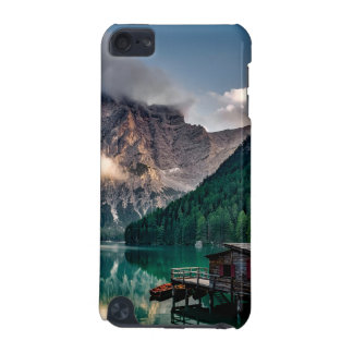 Italian Mountains Lake Landscape Photo iPod Touch (5th Generation) Cover