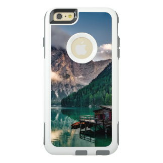 Italian Mountains Lake Landscape Photo OtterBox iPhone 6/6s Plus Case