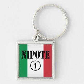 Italian Nephews Nieces & Grandchildren : Nipote #1 Key Ring