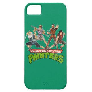 Italian Ninja Painters iPhone 5 Covers