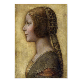 Italian Noblewoman Poster