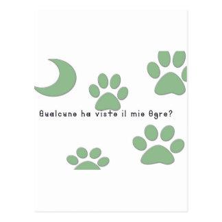 Italian-Ogre Postcard