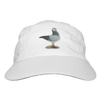 Italian Owl Grizzle Pigeon Hat