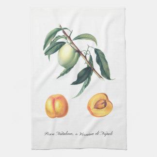 Italian Peach Kitchen Towel
