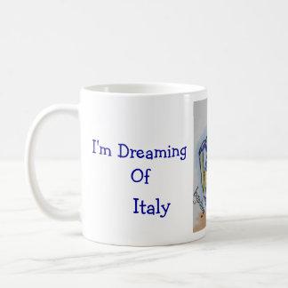 Italian Pottery Coffee Mug