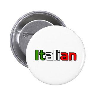 Italian Pride Button